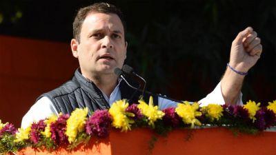 राहुल गांधी ने कहा, हिंदुस्तान को चलाने में हर एक की भागीदारी हो
