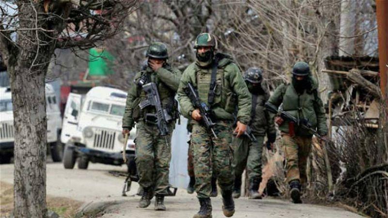 जम्मू कश्मीर में हिज्बुल के दो आतंकी ढेर, तलाशी अभियान अब भी जारी