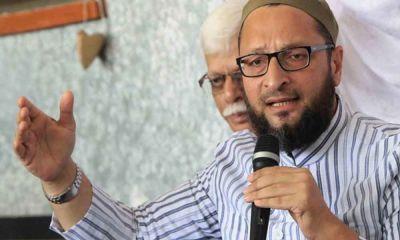 पीएम मोदी के ध्यान पर ओवैसी का तंज, कहा - चश्मा पहनकर सपने साफ़ दिखते हैं...