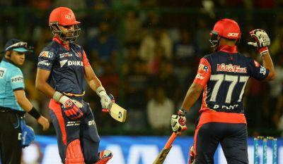 IPL 2018 LIVE : 2 विकेट गिरने के बाद भी दिल्ली मजबूत, पंत-अय्यर क्रीज पर मौजूद