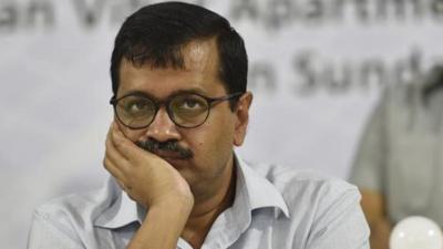 AAP ने  सोशल मीडिया पर डाला फर्जी वीडियो, यूजर्स ने जमकर की खिंचाई