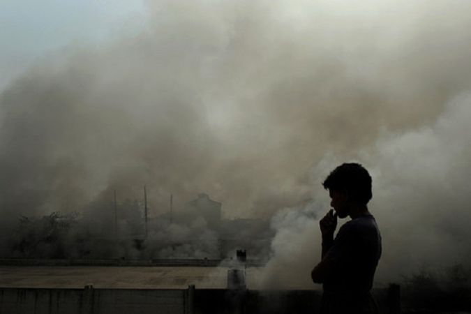 लखनऊ की जहरीली हवा, रोज निगल रही 11 जिंदगियां
