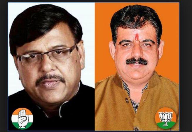 Lok Sabha Election Results 2019: इंदौर में आगे निकले शंकर लालवानी, ज्योतिरादित्य हुए 18000 मतों से पीछे