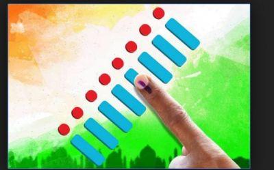 Uttar Pradesh Election Results :अमेठी से 6 हजार वोटों से आगे निकलीं स्मृति ईरानी