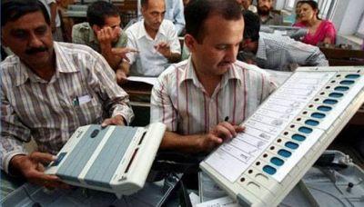 बलिया में मतगणना सातवें राउंड तक पहुंची, भाजपा से वीरेंद्र सिंह आगे