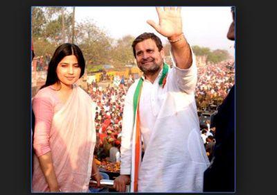 जीत की ओर बढ़ती जा रहीं हैं डिंपल यादव, अमेठी में हारते जा रहे राहुल