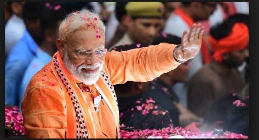 जीत के बाद आज भी जारी है BJP का महाजश्न, कैबिनेट बैठक में होगा नई सरकार का मंथन