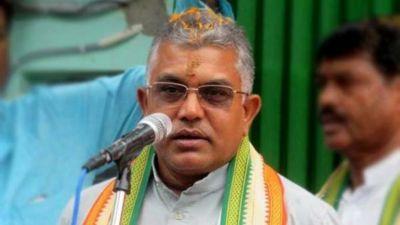 दीदी के गढ़ में भाजपा के दिलीप घोष ने खिलाया कमल, पार्टी को बंगाल में 18 सीटें
