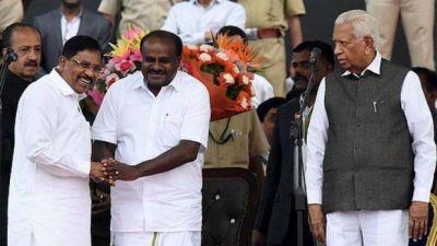 कर्नाटक लाइव: कांग्रेस के रमेश कुमार स्पीकर चुने गए