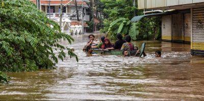 त्रिपुरा में भारी बारिश से भयंकर तबाही हजारों लोग बेघर