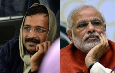 'आएगा तो मोदी ही' के जवाब में आप का नया नारा, 'दिल्ली में तो केजरीवाल'