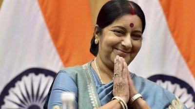 Sushma Swaraj's farewell message to PM Modi, fans are disappointed