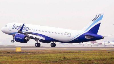 हवाई यात्रा के दौरान इंडिगो के दो विमान आपस में टकराने से बचे