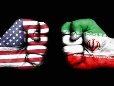 ट्रंप के पोस्टर पर ईरान का पलटवार, कहा जंग के लिए तैयार