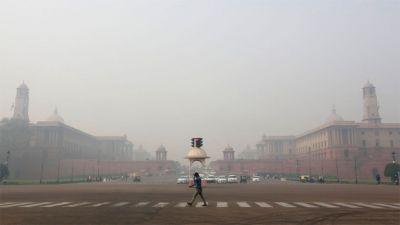 दिल्लीवासियों के लिए खुशखबरी, कम हुआ प्रदुषण, लेकिन खतरा अभी टला नहीं