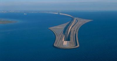 चीन ने पेश किया इंजीनियरिंग का एक और नमूना, समुद्र के नीचे बनाई दुनिया की सबसे बड़ी सुरंग