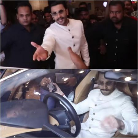 Watch Video: Deepika Padukone's groom to be Ranveer Singh greets his fans with 'Shaadi Mubarak'