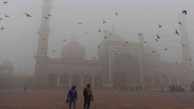 दिल्ली: दिवाली के दो दिनों बाद भी नहीं सुधरे हालात, प्रदूषण का स्तर 'खतरनाक'