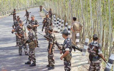 छत्तीसगढ़ में सुरक्षा बलों और माओवादियों के बीच हुई मुठभेड़, दो कोबरा जवान घायल