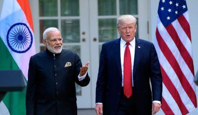 स्वतंत्रता और शांति की दिशा में 'सुरक्षा कवच' बनेंगे भारत और अमेरिका के संबंध : ट्रम्प
