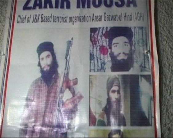 Punjab on HIGH ALERT: Terrorist Zakir Moosa spotted in Amritsar, Posters placed all over