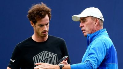 Andy Murray and coach Ivan Lendi had separate ways for the second time.