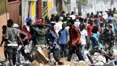 हैती में भ्रष्टाचार के विरोध में हिंसक प्रदर्शन, 6 की मौत, 5 घायल