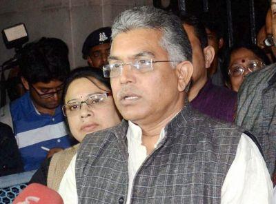 पश्चिम बंगाल: भाजपा अध्यक्ष पर हुए हमले में तृणमूल कार्यकर्ताओं पर लगे आरोप