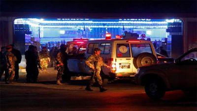 अफगानिस्तान : धार्मिक सभा में आतंकी हमला, 40 लोगों की मौत, 60 से ज्यादा गंभीर