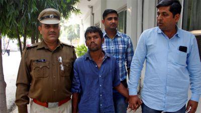 Gurugram serial rapist-killer arrested who preyed on nine minor girls