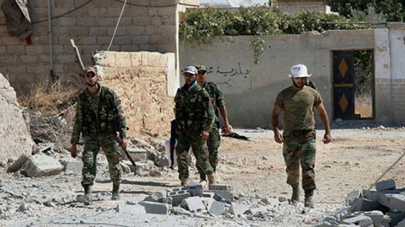 सीरिया में भीषण आतंकी हमला, अमेरिका समर्थित 24 सैनिकों की मौत