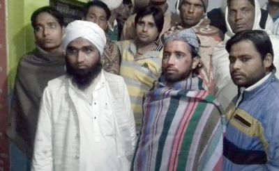 UP: 3 Muslim teachers assaulted in the train