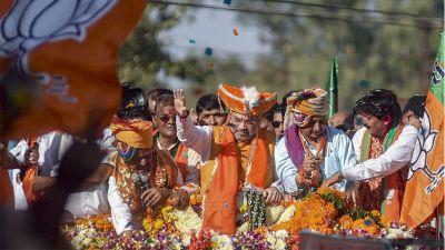 मध्यप्रदेश में थम गया चुनाव प्रचार, अब उम्मीदवारों को है घर-घर दस्तक से आस