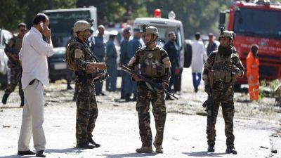 अफगानिस्तान : ब्रिटिश सुरक्षा एजेंसी के परिसर में आतंकी हमला, 10 की मौत, 19 गंभीर