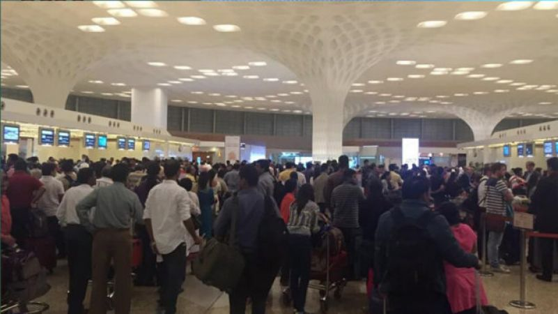 आतंकियों के निशाने पर मुंबई एयरपोर्ट, मिली धमकी