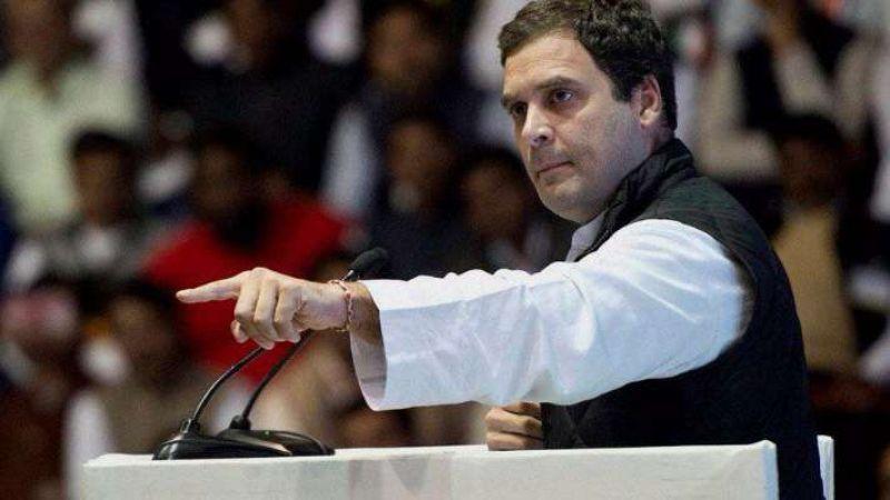 हर गुजराती पर 37,000 का कर्ज क्यों -राहुल