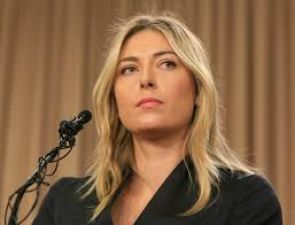 FIR against Maria Sharapova in Delhi for cheating on the name of running tennis academy