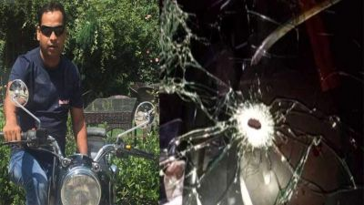 विवेक तिवारी हत्याकांड : पूरा देश कह रहा - पुलिस अंकल, गोली मत मारना