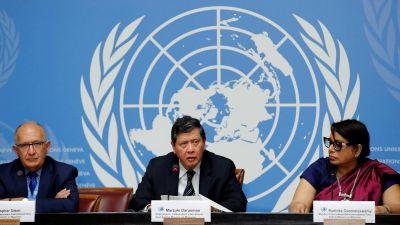 रोहिंग्यों को जबरन वापिस भेजना अंतर्राष्ट्रीय कानून के खिलाफ- संयुक्त राष्ट्र