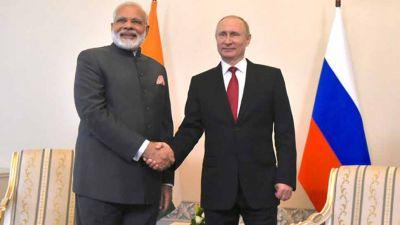अपनी दो दिनी यात्रा के तहत आज भारत आएंगे रूस के राष्ट्रपति पुतिन, अमेरिका हुआ खफा