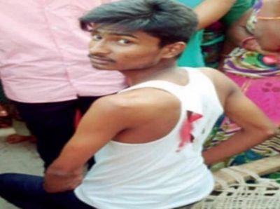 गुजरात में दलित पर धारदार हथियार की खबर निकली झूठी