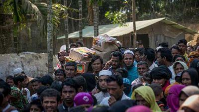 देश में फिर से की जायेगी रोहिंग्या शरणार्थियों की पहचान