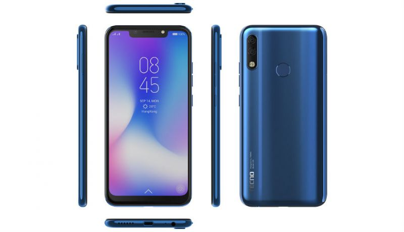 Tecno Camon Iclick2 - Know the special features