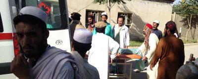 अफ़ग़ानिस्तान चुनाव: आतंकी हमले में मरने वालों की संख्या 22 पहुंची