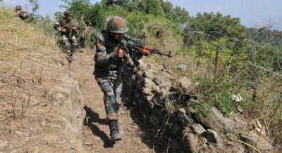 जम्मू कश्मीर: पाक ने फिर किया संघर्ष विराम का उल्लंघन, भारतीय सैन्य चौकियों को बनाया निशाना