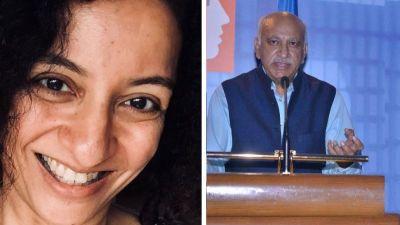 #Metoo : एम जे अकबर की मुश्किलें बढ़ी, प्रिया रमानी के समर्थन में आईं 20 महिला पत्रकार
