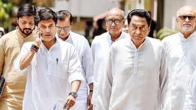 मध्यप्रदेश चुनाव : कांग्रेस की 'पहली लिस्ट' से कमलनाथ नाराज, यह है वजह