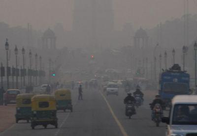 दिल्ली : प्रदूषण से बेहाल हुई दिल्ली, ''गंभीर'' श्रेणी में पहुंचा प्रदूषण