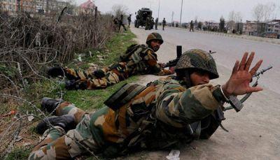 जम्मू कश्मीर: सुरक्षाबलों और आतंकियों के बीच हुई मुठभेड़ में लश्कर के दो आतंकी ढेर