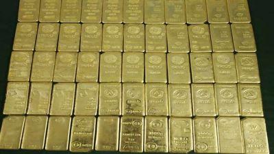 खुफिया निदेशालय की बड़ी कार्यवाई, 48 घंटे में जब्त किया 100 किलो सोना